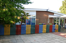 Lutton St Nicholas Primary School